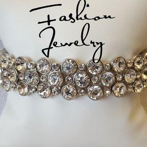Jewelry - Elegant Sparkly Crystal Bracelet